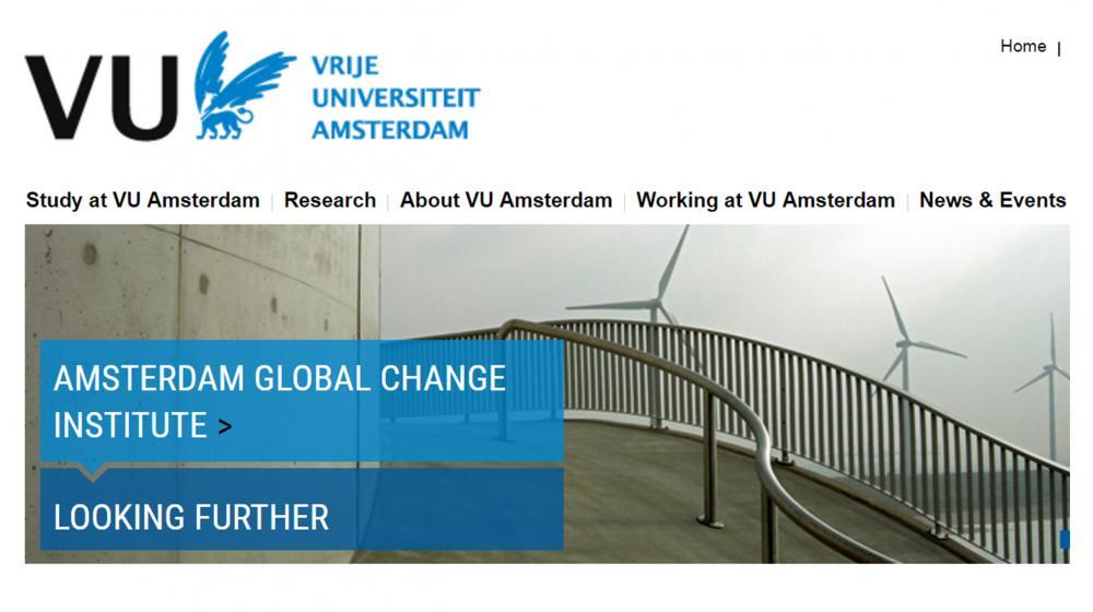 Konkurs za prijavu za program mobilnosti na VU University of Amsterdam, (Netherlands)