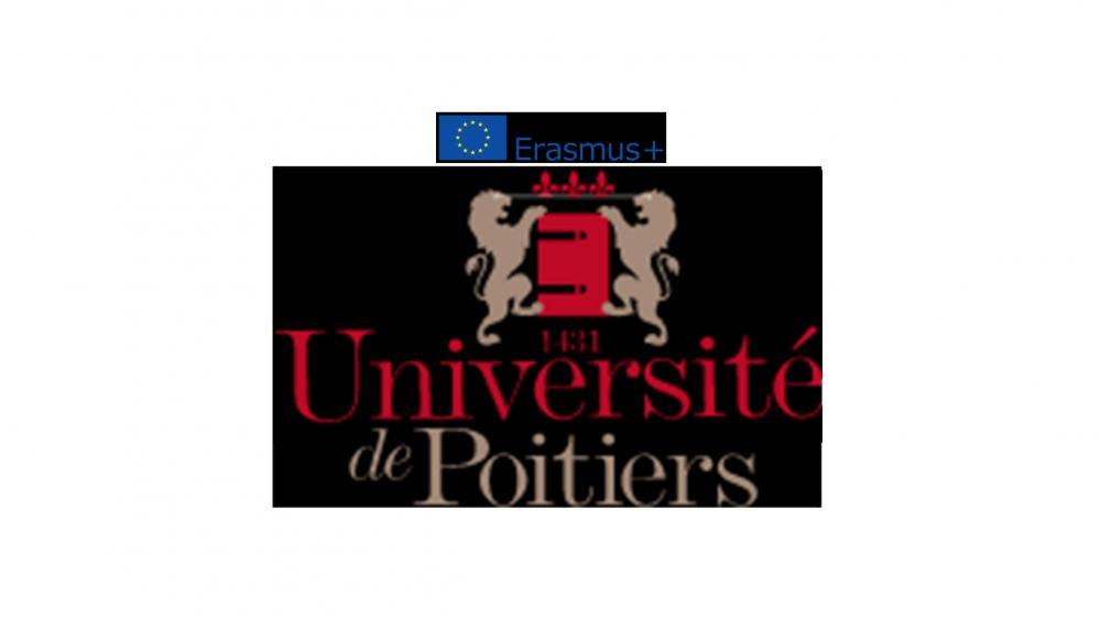 Конкурс за пријаву за програм мобилности Outgoing student / Outgoing teaching staff на University of Poitiers, (France)